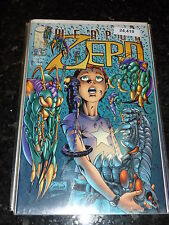 WEAPON ZERO Comic - Vol 2 - No 6 - Date 08/1995 - DC Comic's