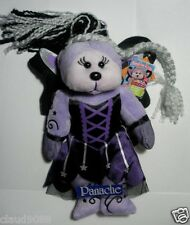 "SKANSEN BEANIE KID MOONLIGHT THE NIGHT FAIRY  BEAR"" MINT WITH MINT TAG 8/12"