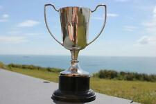 P&O LINE RMS CATHAY FINE SHIPS SOUVENIR OCEAN LINER SILVER PLATE TROPHY CUP