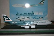 JC Wings 1:200 Cathay Pacific 747-8 B-LJA 'Hong Kong Trader' XX2793 Model Plane