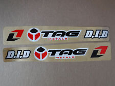 One  swing arm graphics Honda CRF250R CRF450R CR125R CR250R  CR125 CR250 2002-17