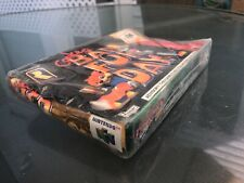 Conker's Bad Fur Day Nintendo 64 New Factory Sealed Dented And Damaged Box
