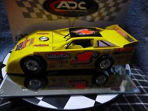 Devin Gilpin #1G 1/24 2019  Dirt Late Model ADC