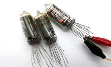IN8-2 (ИН8-2) Nixie Tube, DISPLAY INDICATOR, VINTAGE LAMP -- USED (1pc)