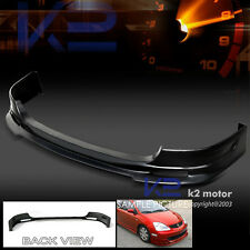 For 2002-2005 Honda Civic Si EP3 ABS Front Bumper Lip Spoiler