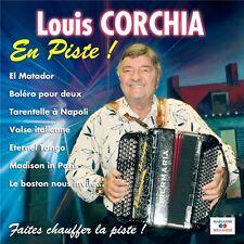 Louis Corchia : Faites chauffer la piste