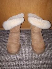 UGG Boots Ladies Ankle Brown 5.5 ,In Excelle Conditions