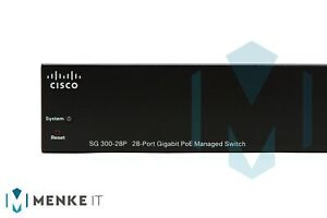 Cisco SG300-28P Switch