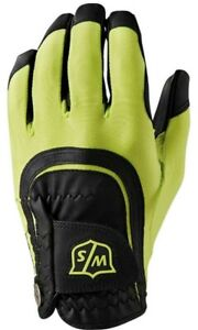 Wilson Staff Fit-All Grip Performance Golf Glove Right Handed Wear On Left Hand