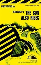 The Sun Also Rises Cliffs Notes