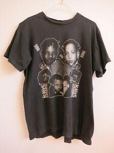 Vintage T-Shirt - 90's - Kris Kross - Rap - Hip Hop - Größe L