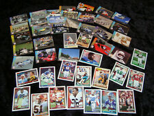 diverse Sport Trading Cards Football Tennis F1 Giants Rams Colts Redskins Panini