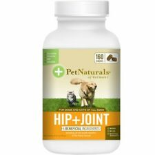 Pet Naturals Hip & Joint for Dogs and Cats 160 Chews
