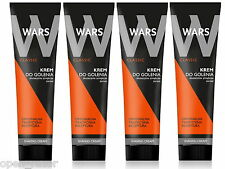 Wars Shaving Cream 65 g. PACK of 4