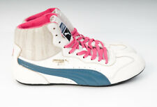 Puma Ring Hi Women's Leather Boxing Sparring Trainers Shoes 6703 SchattenBoxen
