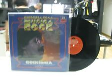 Chick Korea LP Spanish Historia de La Musica Rock 54. 1982