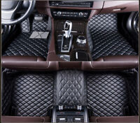 Fit Chrysler 300 300C Luxury Waterproof Custom Carpets Auto Car floor mats