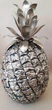 Vintage Freddotherm Ice Bucket pineapple silver