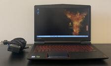 """New listing Lenovo Legion Y520 15.6"""" (2Tb, Intel Core i7 7th Gen., 2.80Ghz, 16Gb) Laptop."""