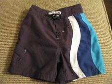 Gymboree Swim Trunks Board Shorts w/lining for Diaper Protection 12 to 18 mo.