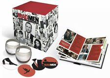 Mad Men: The Complete Collection (BLU-RAY DVD + Digital HD) Limited Ed. Gift Set