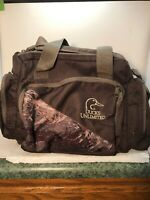 Ducks Unlimited Blind Bag - Duck hunting -waterfowl DU Delta -free   Shipping!