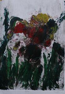 Heather Townsend - Study of an Iris