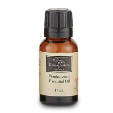 "Karma Organic Frankincense Essential Oil 100% Pure Therapeutic Grade ""15 ml"""