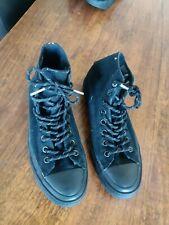 Men's Convers Boots Black Size 7