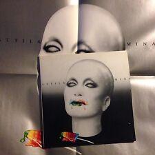 MINA • Attila Vol 1  • Doppio Vinile LP + Poster • 1979 PDU