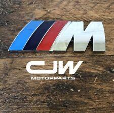 BMW M Emblema de arranque Power Sport Insignia Trasera Pegatina serie 1 2 3 4 5 6 7 X1 X3 X5
