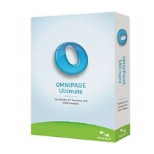 Nuance OmniPage 19 Ultimate - Digital Download Software Key
