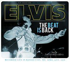 Elvis Collectors CD - The Beat Is back 2 CD Set (Straight Arrow)