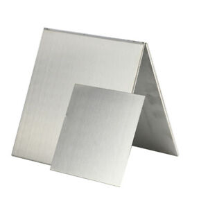0.3mm-1mm Thick 304 Stainless Metal Steel Sheet Plate Panel 100*100mm 200*200mm