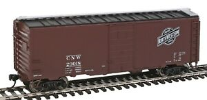 Walthers 910-2351 40' PS-1 Boxcar Chicago & North Western #23018