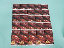 Topps Disney Cars 3 Trading Card  25 Booster / 125 Sammelkarten