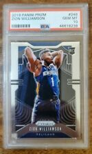 2019 Panini Prizm Zion Williamson  #248 PSA 10 GEM MINT Rc