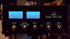 McIntosh MC2105 & MC2505 Power Amplifier Hi Output LED Bulb & Filter Upgrade Kit