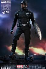 Captain America Concept Art Figure Avengers Civil War 1:6 Hot Toys EXCLUSIVE*