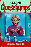 Goosebumps My Hairiest Adventure by R. L. Stine 1995 Vintage 90s Horror