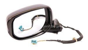 Honda Jazz LH Door Wing Mirror 2008-15 No Indicator Black or White (294 359)