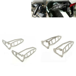Front/Rear Indicator Protector Turn Signal Light Guard Cover For BMW S1000RR