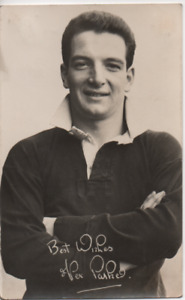 Original 1950's player photo Alex Parker Falkirk Evening Dispatch