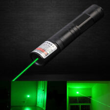 10 Miles Military Vert Green 1mw 532nm 850 Laser Pointer Pen Light Visible Beam