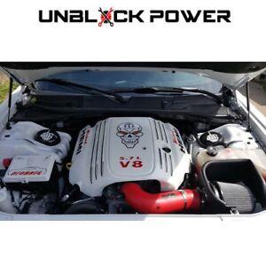FIT 11+ CHRYSLER 300C HEMI CHALLENGER CHARGER 5.7L V8 AF Dynamic AIR INTAKE RED