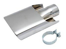 EXHAUST TIP WITH CLAMP SUIT FORD XA XB GT FALCON FAIRMONT COUPE SEDAN