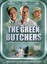 THE GREEN BUTCHERS Movie POSTER 27x40 UK Nikolaj Lie Kaas Mads Mikkelsen Line