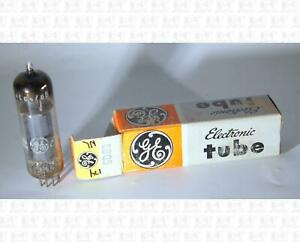 General Electric GE 8BQ5 Vacuum Tube Made In Holland NOS +Box