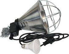 Schutzkorb mit Wärmelampe Elstein- bzw. Dunkelstrahler 100 Watt 41208-41215