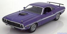 1:18 Greenlight Dodge Challenger R/T 1970 Purple-metallic